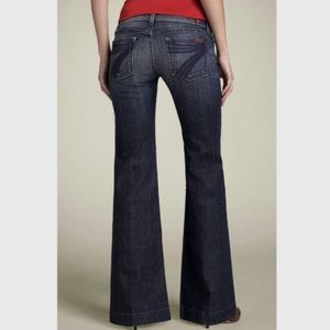 7 For All Mankind Dojo- The Lexie Petite Size 27
